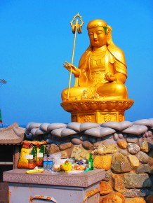 Budhha by the Sea