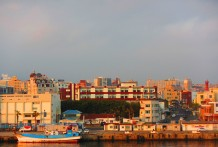 Seogwipo Harbour
