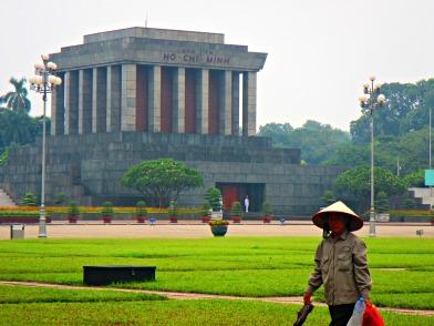 Ho Chi Min Mausoleum